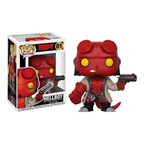 Hellboy #  01