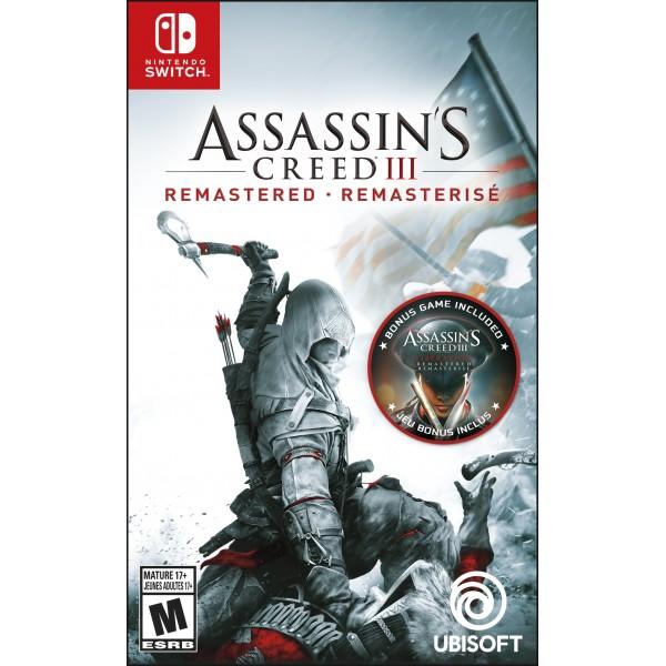 Assassins Creed III Remastered